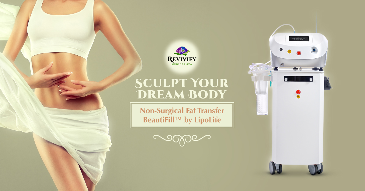 Non surgical fat transfer