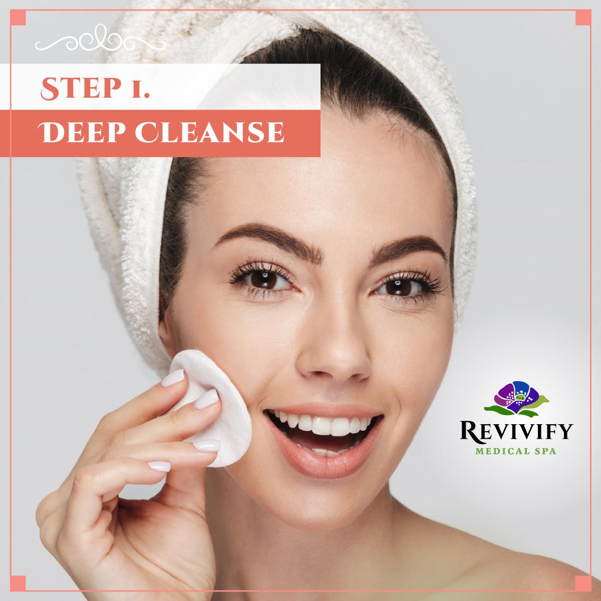 Deep cleanse