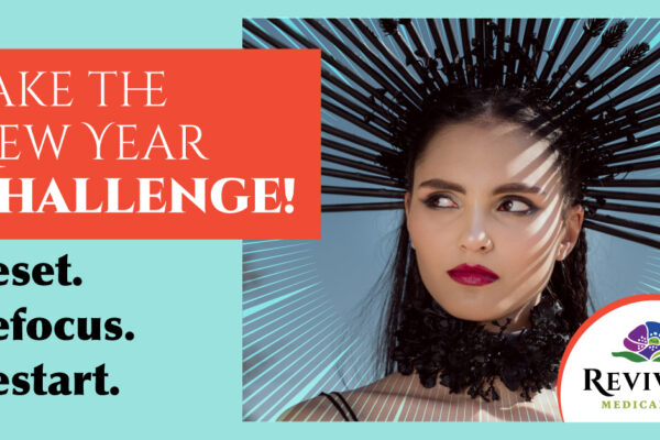 New Year Challenge Health & Beauty Specials 2021