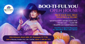 BOO-ti-ful YOU Open House Event 2021